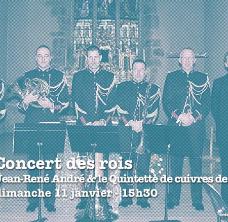 Concert des rois – 11 jan. à 15h30
