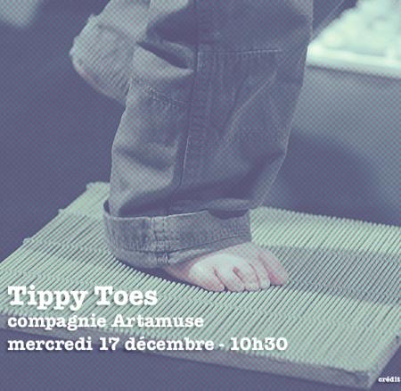 Tippy Toes – 17 déc. à 10h30