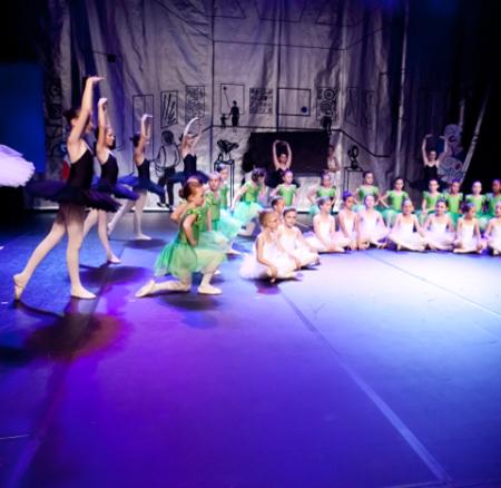 Spectacle de danse 2016