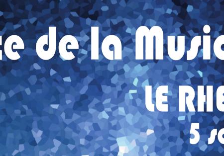 Fête de la musique – vendredi 19 juin