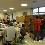 Nuit des arts plastiques2012