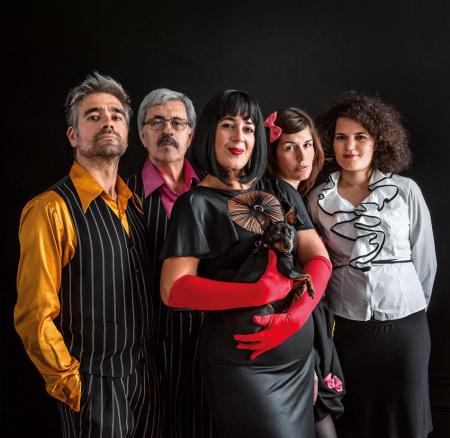 Le Grand Soufflet : tango et humour… (13/10)