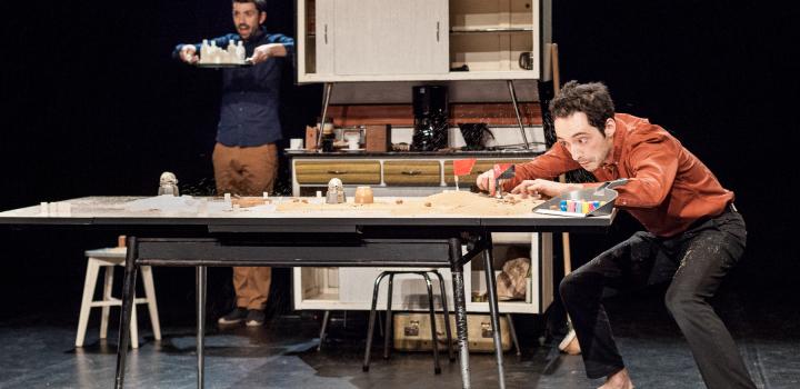 Théâtre d'objets : Frères (03/03)
