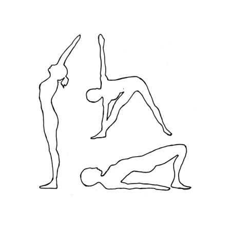 Stage – Colonne et mouvement : les jeux des abdominaux