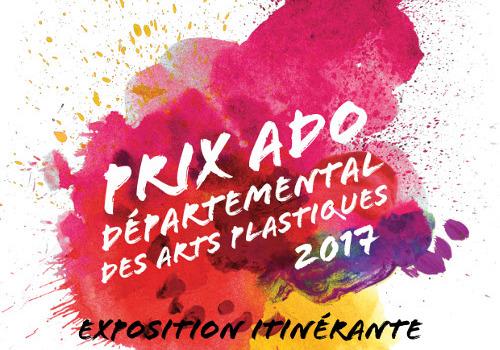 Expo itinérante Prix Ado 2017