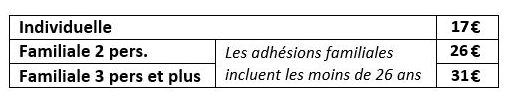 tarifs-adhesion-17-18