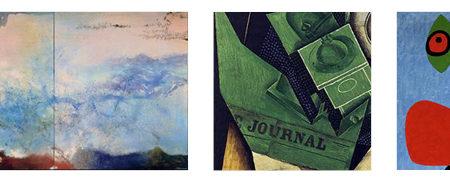 Voyage à Paris – Miro, Zao Wou Ki et le Cubisme