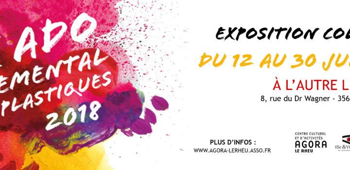 Exposition collective Prix ado
