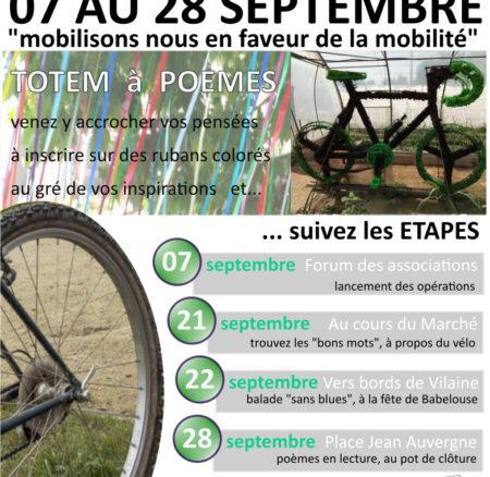 Semaine de la mobilité – Le Rheu à vélo