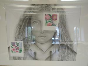 3°Prix - Lucy DUBOIS – « La face cachée du monde » - (LA CHAPELLE DU LOU DU LAC)